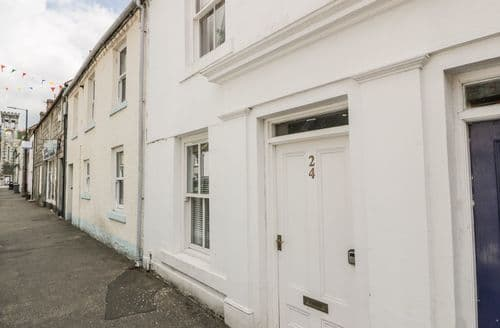 Last Minute Cottages - Inviting Gatehouse Of Fleet Cottage S38622