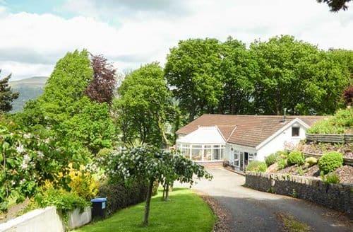 Big Cottages - Tasteful Govilon Cottage S50553