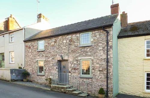 Big Cottages - Tasteful Laugharne Cottage S73235