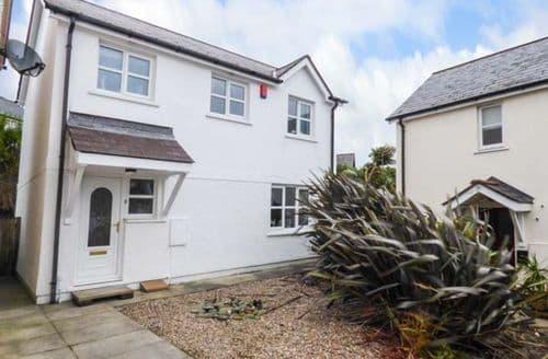 Big Cottages - Cosy Saundersfoot Cottage S42207