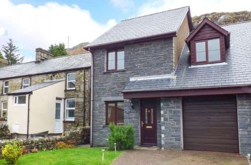 Big Cottages - Quaint Manod Cottage S44665