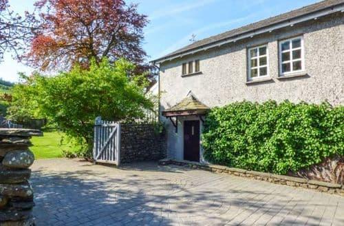 Last Minute Cottages - Luxury Nibthwaite Apartment S44671