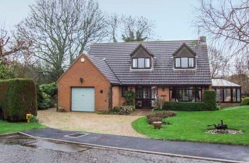 Big Cottages - Cosy Uppingham Cottage S45033