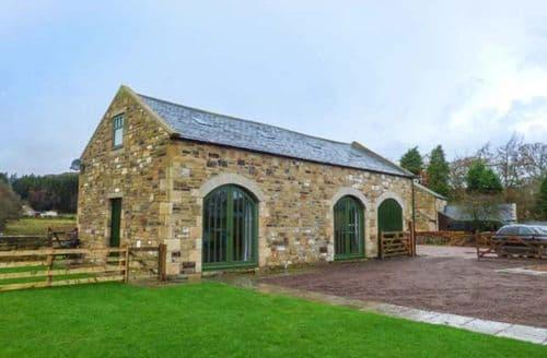 Big Cottages - Excellent Holystone Cottage S58111