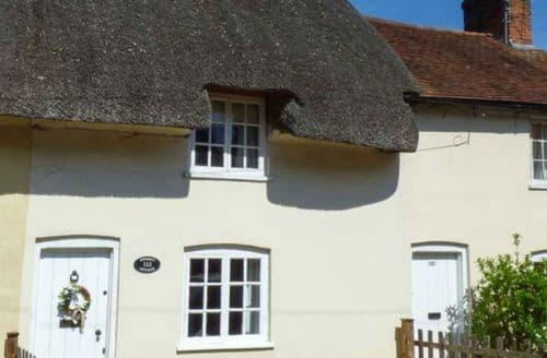 Last Minute Cottages - Exquisite Romsey Cottage S45190