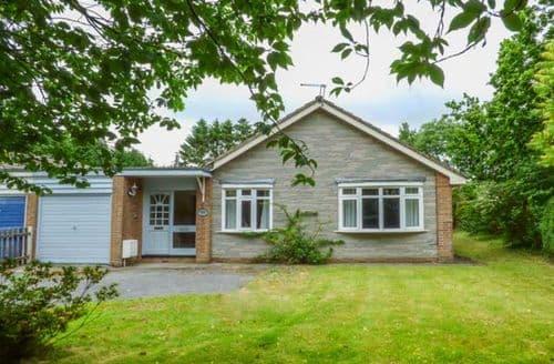 Big Cottages - Tasteful Rhayader Cottage S60421