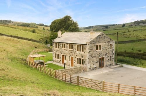 Big Cottages - Inviting Blackshaw Head Cottage S84995