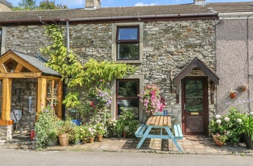 Big Cottages - Quaint Graig Cottage S44935