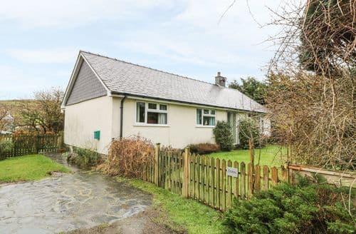 Big Cottages - Lovely Rhoslefain Cottage S50115