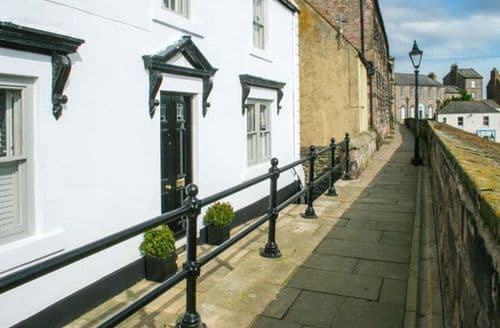 Last Minute Cottages - Quaint Berwick Upon Tweed Cottage S46049