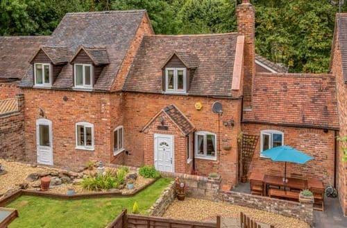 Last Minute Cottages - Cosy Coalbrookdale Cottage S49934