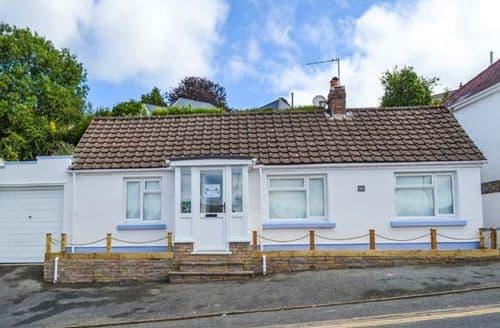 Big Cottages - Stunning Saundersfoot Cottage S60310