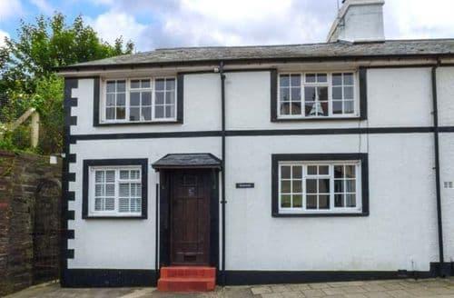 Big Cottages - Tasteful Aberdovey Cottage S75261