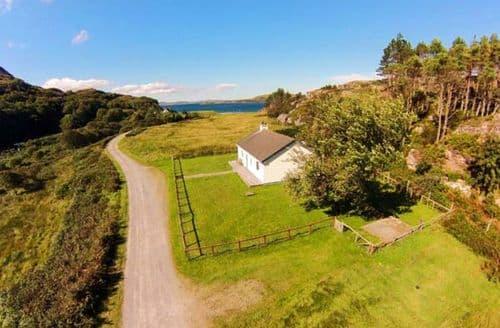 Big Cottages - Splendid Strathkanaird Cottage S59476