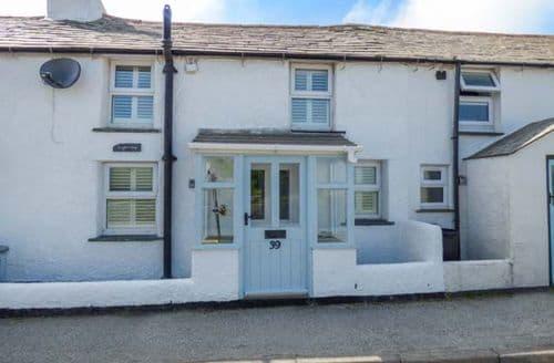 Last Minute Cottages - Lovely Delabole Cottage S59119