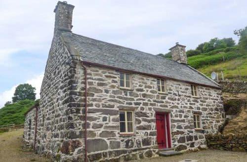 Big Cottages - Inviting Llanelltyd Cottage S60825