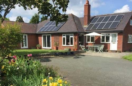 Last Minute Cottages - Quaint Chirbury Cottage S81674