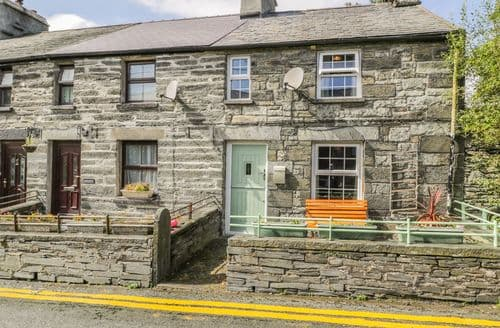 Big Cottages - Splendid Betws Y Coed Cottage S85541