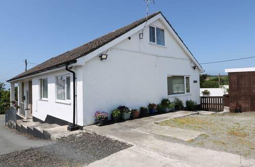 Big Cottages - Excellent Rhydwyn Cottage S104497
