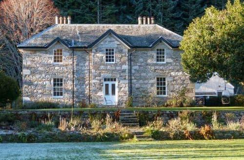 Big Cottages - Delightful Kirkmichael Cottage S73252