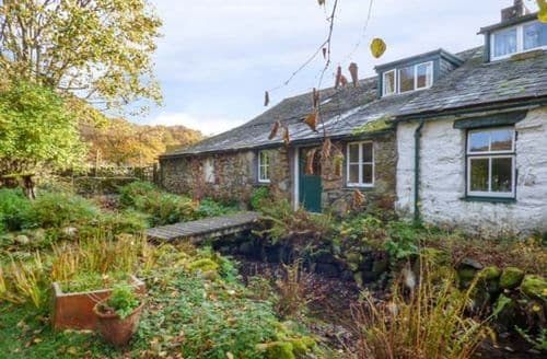 Big Cottages - Beautiful Ulpha Cottage S73812