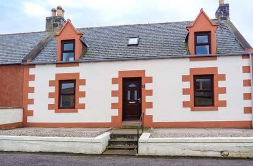 Big Cottages - Superb Portknockie Cottage S75265