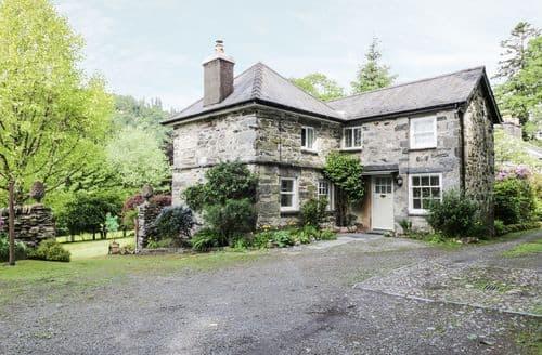 Big Cottages - Tasteful Betws Y Coed Cottage S79387