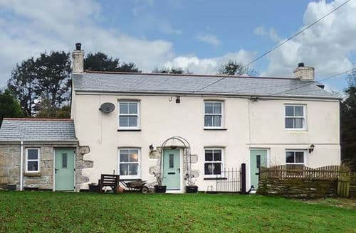 Last Minute Cottages - Captivating Penwithick Cottage S76085