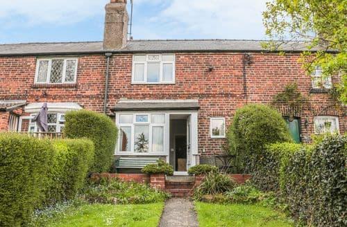 Big Cottages - Superb Grosmont Cottage S98913