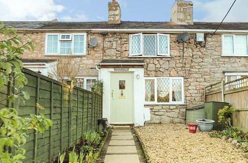 Dog Friendly Cottages - Gorgeous Glanwydden Cottage S77073