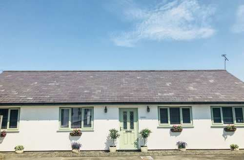 Big Cottages - Adorable Halkyn Cottage S103013