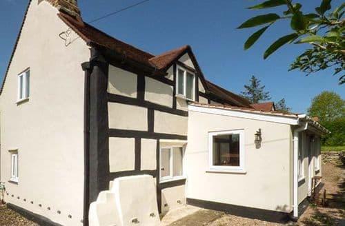 Last Minute Cottages - Excellent Much Wenlock Cottage S84146