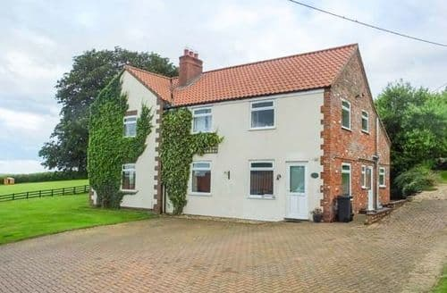 Big Cottages - Gorgeous Belchford Cottage S78201