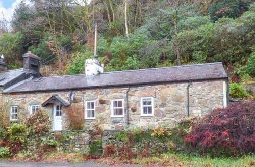 Big Cottages - Excellent Beddgelert Cottage S76773