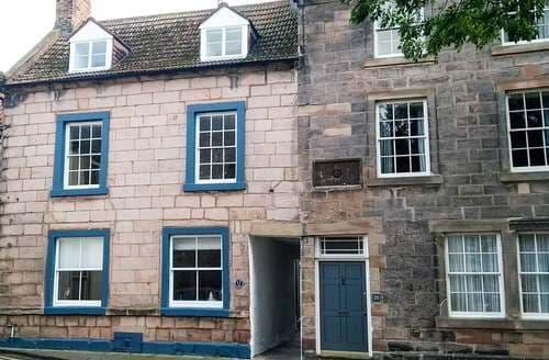 Big Cottages - Cosy Berwick Upon Tweed Cottage S85951