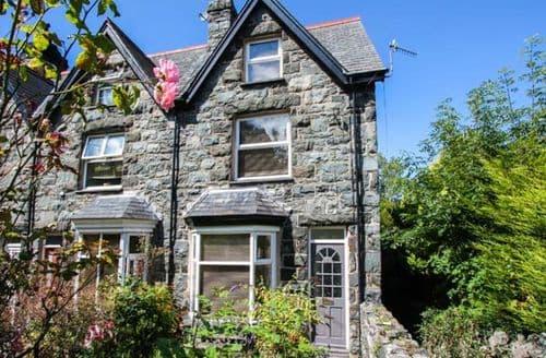 Big Cottages - Adorable Llanbedr Cottage S76951