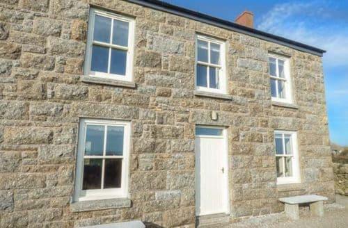 Last Minute Cottages - Quaint Lamorna Cottage S73814