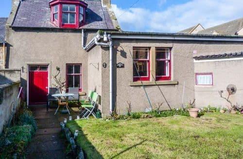 Big Cottages - Exquisite Burghead Cottage S78784