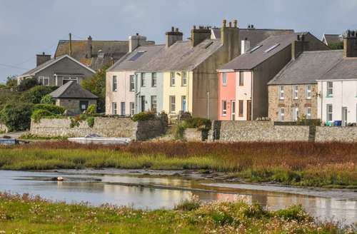 Big Cottages - Gorgeous Aberffraw Cottage S83017