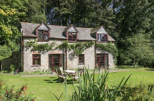 Last Minute Cottages - Tasteful Cornwall Cottage S84046