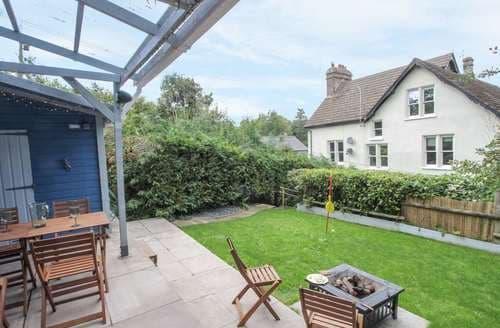 Big Cottages - Charming Llanishen Cottage S89137