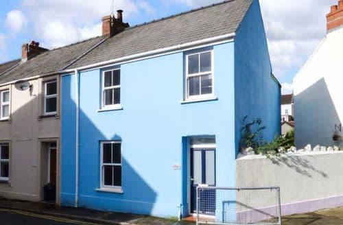 Big Cottages - Gorgeous Tenby Cottage S79233