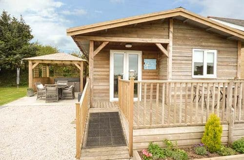 Last Minute Cottages - Inviting St. Day Lodge S77463