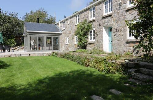 Last Minute Cottages - Inviting St. Buryan Cottage S84177