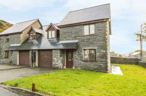 Big Cottages - Wonderful Manod Cottage S92602