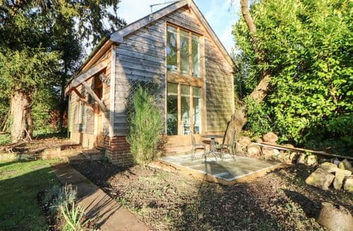 Last Minute Cottages - Beautiful West Wellow Cottage S93154