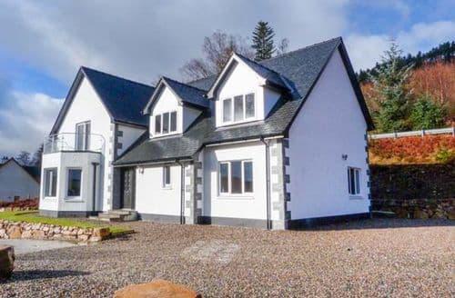 Big Cottages - Exquisite Gairlochy Cottage S78628