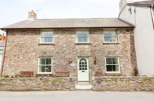 Big Cottages - Charming Laugharne Cottage S84176