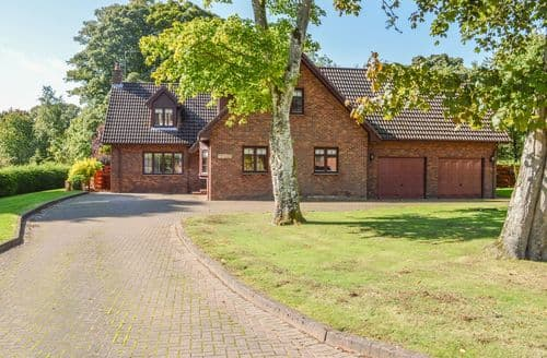 Big Cottages - Superb Letham Grange Cottage S85439