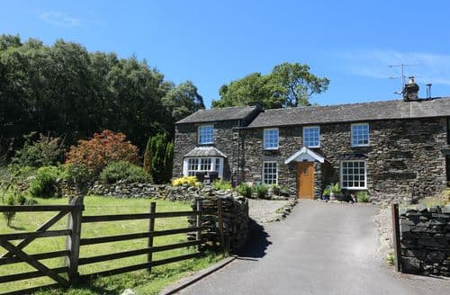 Big Cottages - Captivating Patterdale Cottage S105243